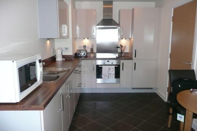 Kitchen of Watlington Street, Reading RG1