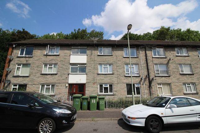 Thumbnail Flat for sale in Glanfelin Flats, Cardiff Road, Hawthorn, Pontypridd
