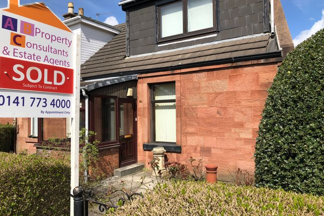 Thumbnail End terrace house for sale in Rhindmuir Road, Swinton