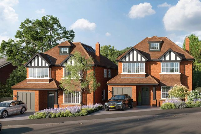 Thumbnail Detached house for sale in Westley Road, Langdon Hills, Basildon