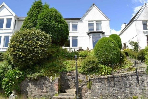 Thumbnail Property to rent in Newton, Swansea