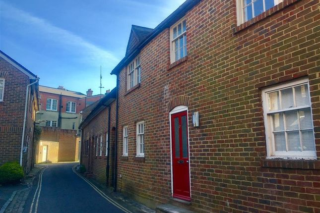 Thumbnail Terraced house to rent in Castle Ditch Lane, Lewes