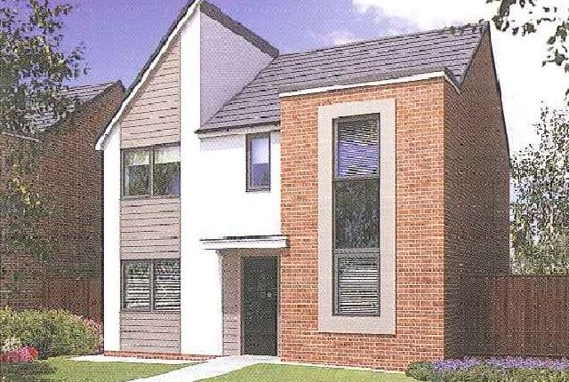 "Thumbnail Detached house for sale in ""The Constable "" at Sir Bobby Robson Way, Newcastle Upon Tyne"