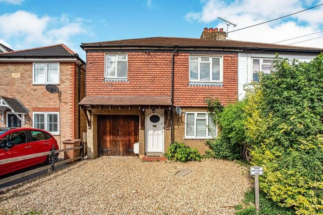 Thumbnail Semi-detached house to rent in Essex Road, Longfield