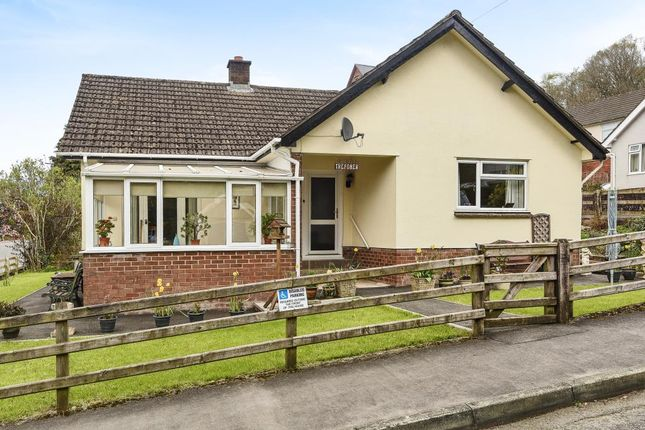 Thumbnail Detached bungalow for sale in Temple Avenue East, Llandrindod Wells, Powys