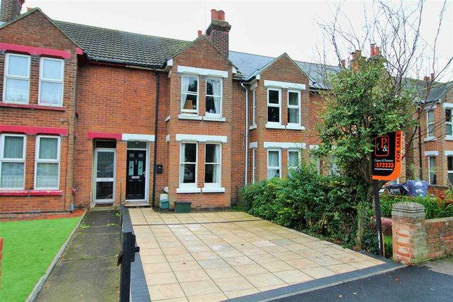 Thumbnail Terraced house for sale in Recreation Road, New Town, Colchester