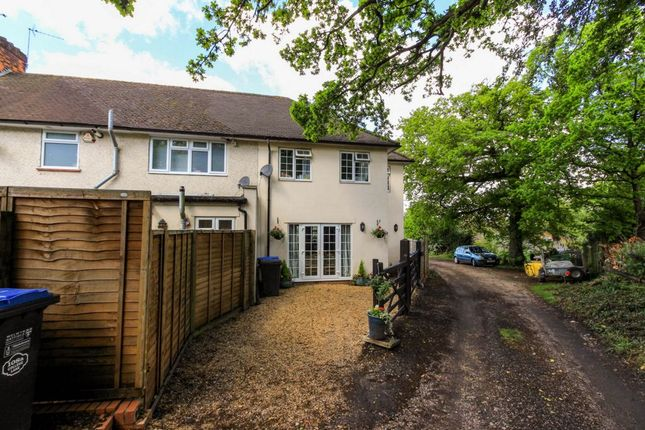 Thumbnail End terrace house for sale in College Lane, Hatfield