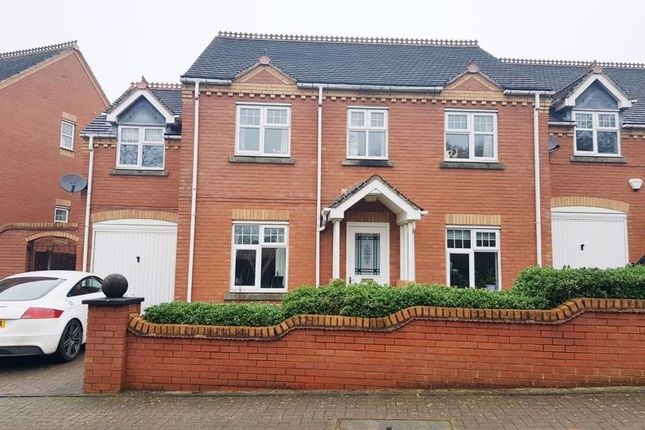 4 bed detached house to rent in Waterlow Close, Priorslee, Telford TF2