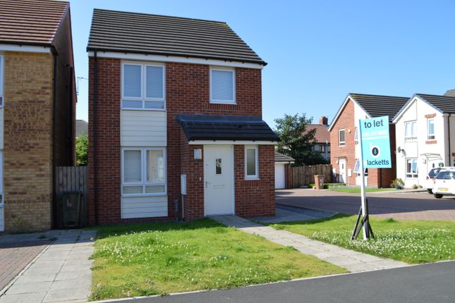 Thumbnail Detached house to rent in Warrington Grove, North Shields