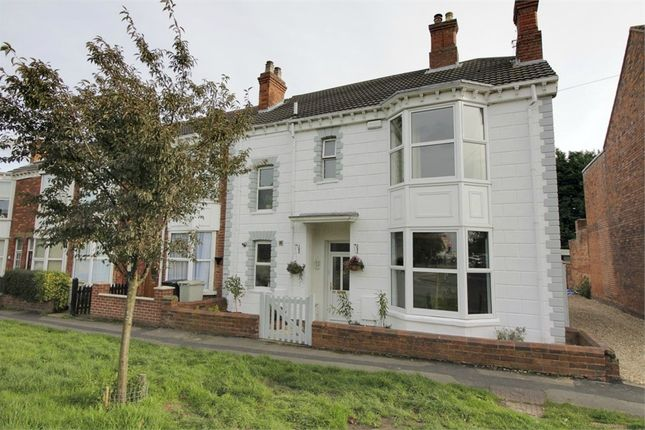 Thumbnail End terrace house for sale in High Holme Road, Louth, Lincolnshire