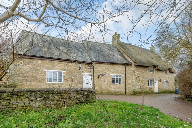 Thumbnail Cottage for sale in Church Street, Helmdon, Brackley, Northamptonshire