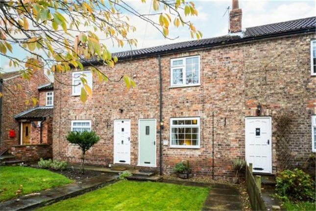 Thumbnail Terraced house to rent in Claxton, York
