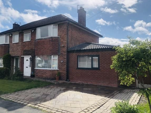 4 bed semi-detached house for sale in East Downs Road, Cheadle Hulme, Cheshire SK8