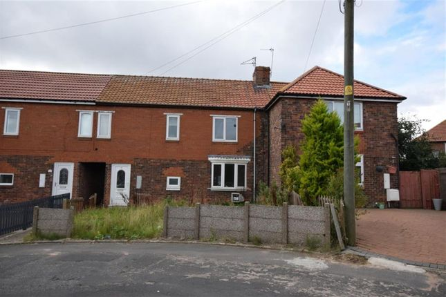 Thumbnail 3 bed terraced house for sale in Quinn Crescent, Wingate, County Durham