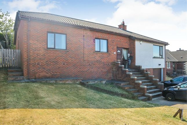 Thumbnail Detached bungalow for sale in The Willows, Newtownards, County Down
