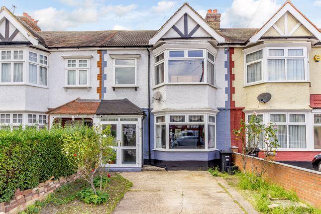 Thumbnail Terraced house for sale in Barley Lane, Chadwell Heath, Romford