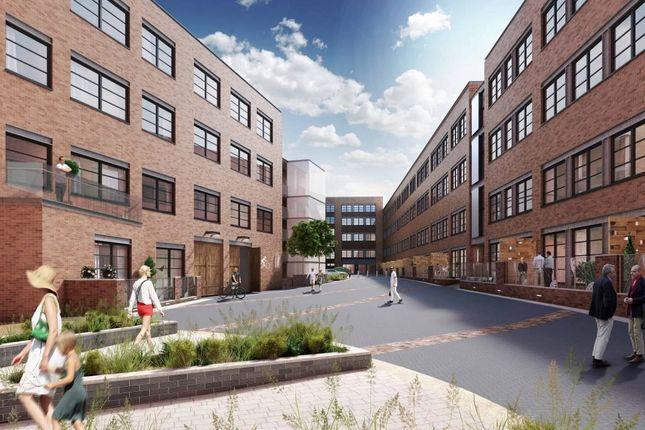 Thumbnail Flat for sale in The Kettleworks, Camden Street, Jewellery Quarter