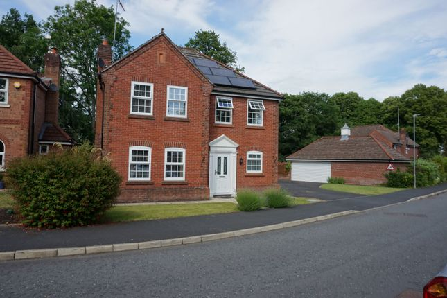 Thumbnail Detached house for sale in Pikes Bridge Fold, St. Helens