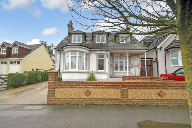 Thumbnail Detached bungalow for sale in Brompton Farm Road, Strood, Kent
