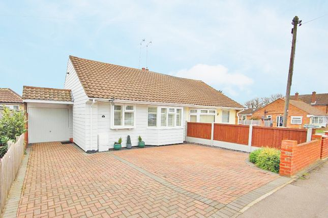 Thumbnail Semi-detached bungalow for sale in Duffield Road, Great Baddow, Chelmsford