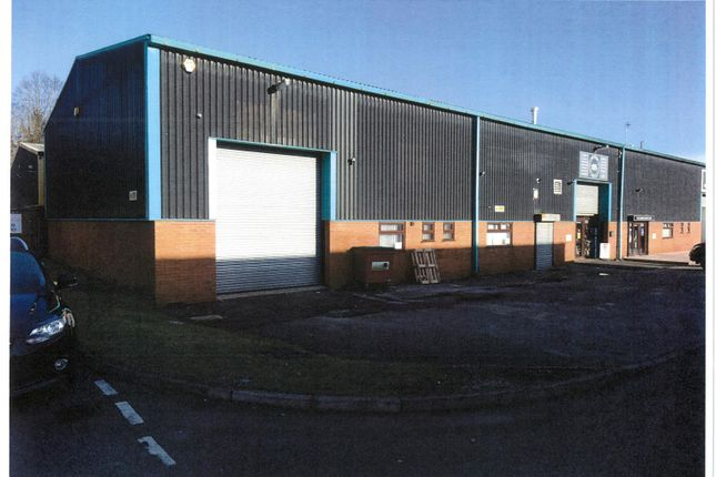 Thumbnail Commercial property to let in Maun Close, Mansfield