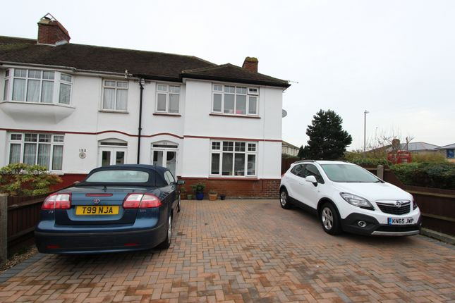 Thumbnail End terrace house for sale in London Road, Deal