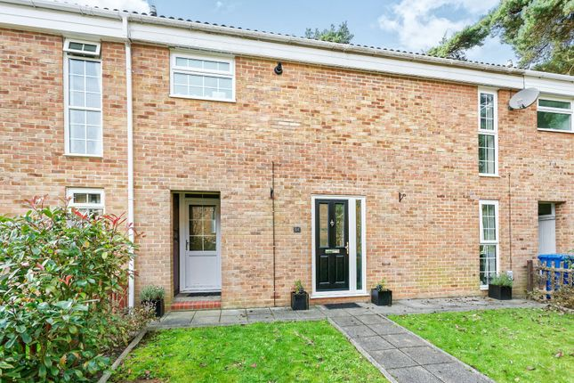 Thumbnail Terraced house to rent in Oldstead, Bracknell