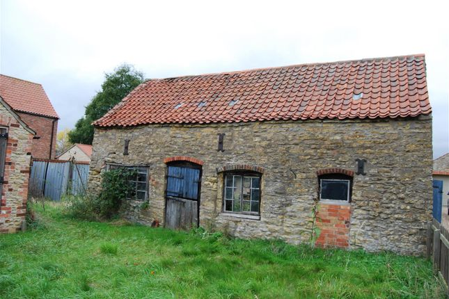 Thumbnail Barn conversion for sale in Brook Street, Hemswell, Gainsborough