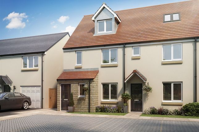 "4 bedroom town house for sale in ""The Bothwell"" at Colcoon Park, Gorebridge"