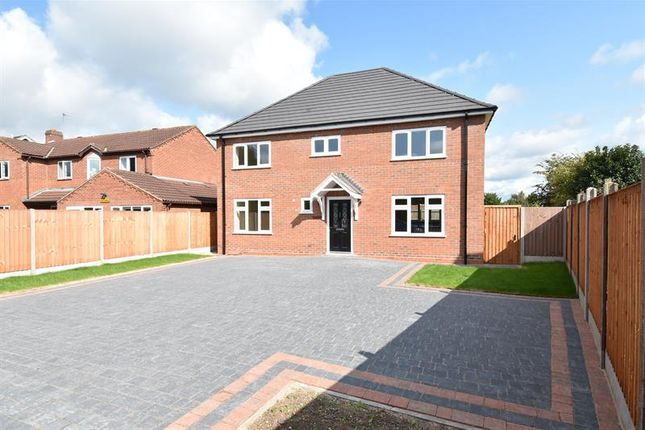 Thumbnail Detached house for sale in Walk Mill Drive, Wychbold, Droitwich