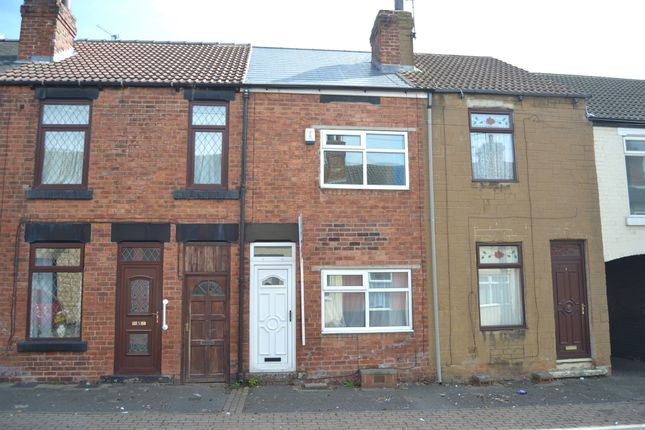 Dodsworth Street, Mexborough S64