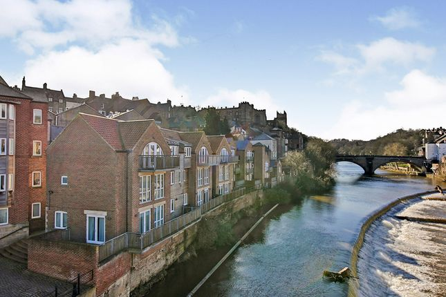 Thumbnail Flat for sale in Clements Wharf, Back Silver Street, Durham, Durham