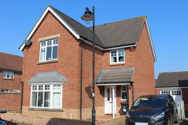 Thumbnail Detached house for sale in Summerleaze Crescent, Taunton