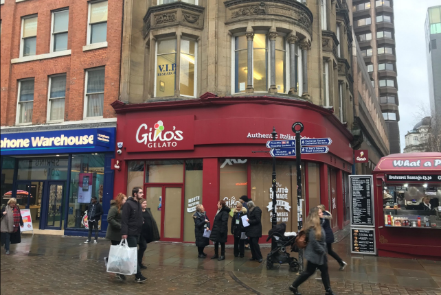 Thumbnail Retail premises to let in 78 Market Street, Manchester