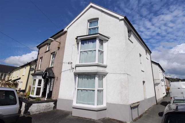 Thumbnail Semi-detached house for sale in Brickfield Street, Machynlleth