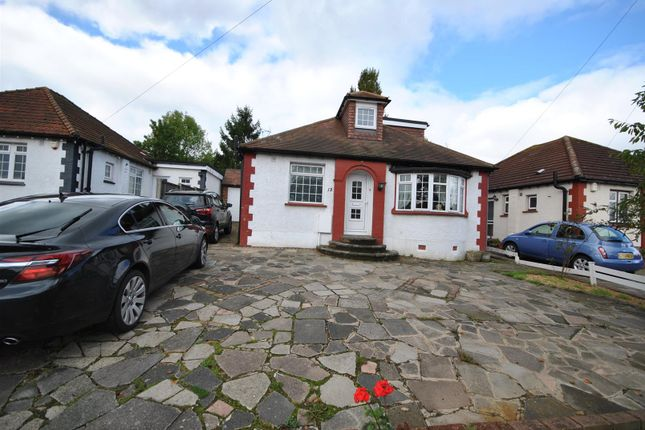 Thumbnail Bungalow for sale in Theobalds Road, Cuffley, Potters Bar