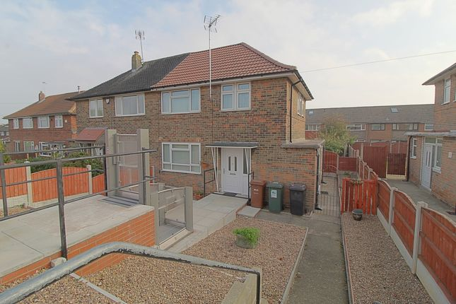 Thumbnail Semi-detached house for sale in Belle Isle Road, Hunslet, Leeds