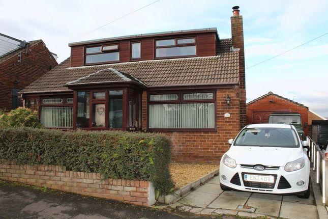 Thumbnail Detached bungalow for sale in Egremont Road, Milnrow, Rochdale