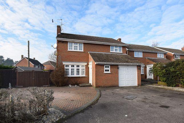 Thumbnail Detached house for sale in Hepplewhite Close, Baughurst, Tadley