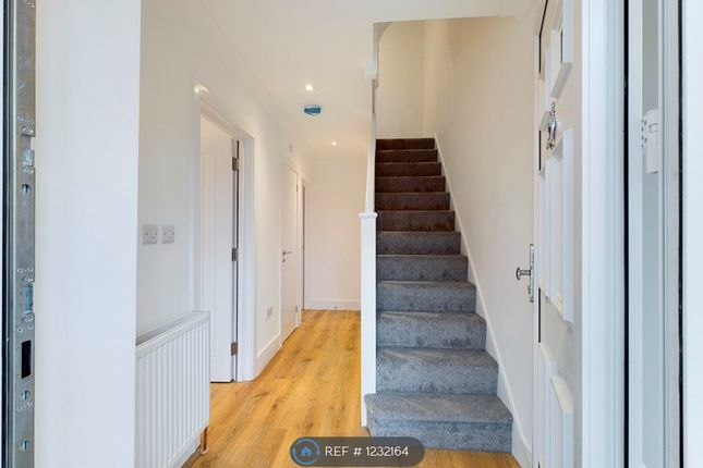 Thumbnail End terrace house to rent in Esmeralda Road, London