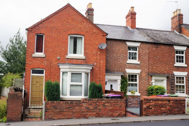 Thumbnail End terrace house for sale in Haybridge Road, Wellington Telford