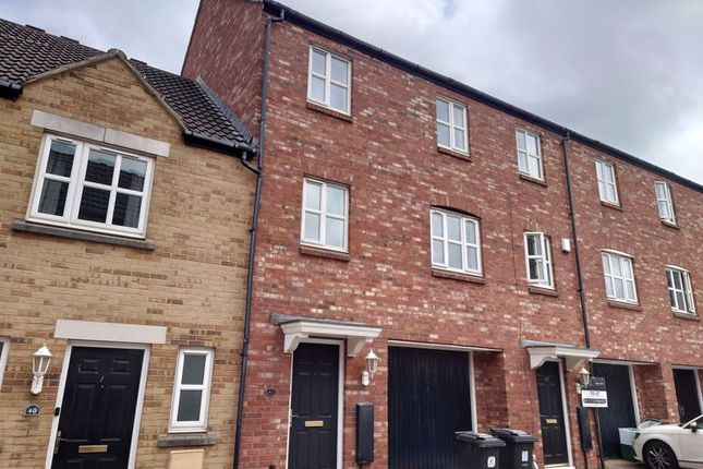 Thumbnail Terraced house to rent in Star Avenue, Stoke Gifford, Bristol