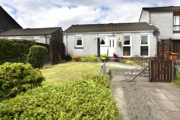 Thumbnail Bungalow to rent in East Mains, Menstrie