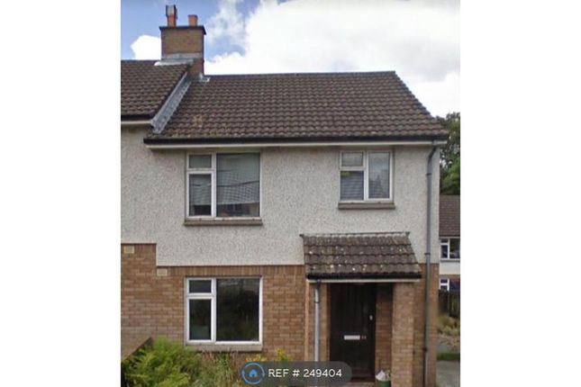 Thumbnail Semi-detached house to rent in St. Benets Close, Bodmin