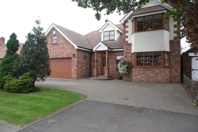 Thumbnail Detached house for sale in Moorland Grove, Doncaster