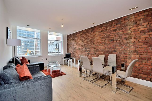 Thumbnail Flat to rent in No.1A Canal Street, Manchester
