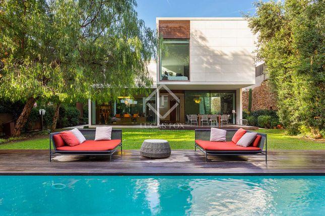 Thumbnail Villa for sale in Spain, Barcelona, Barcelona City, Sant Gervasi - La Bonanova, Bcn14414
