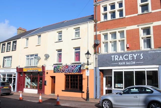 Thumbnail Pub/bar for sale in Charles Street, Milford Haven