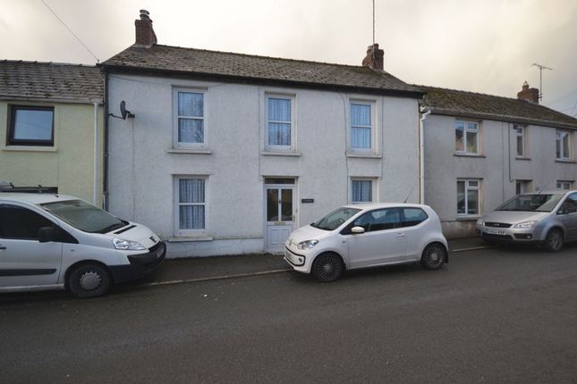 Thumbnail Terraced house to rent in Millbrook, Llanboidy, Whitland