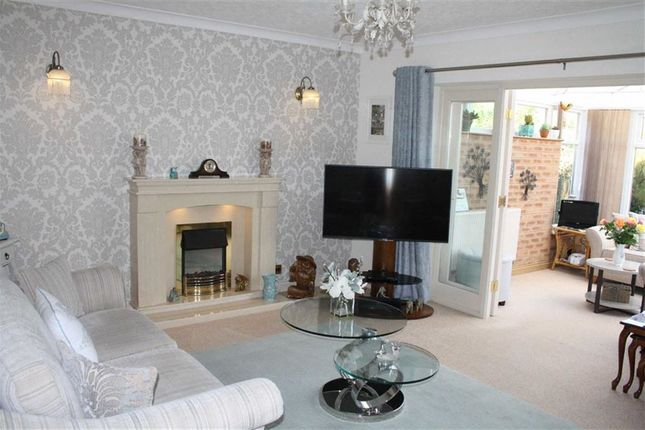 Lounge of Barry Close, Kirby Muxloe, Leicester LE9